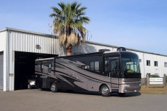 Coach-Departing-Vehicle-In-